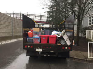 Coquitlam Junk removal from $60