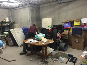 Coquitlam rental and estate clean outs