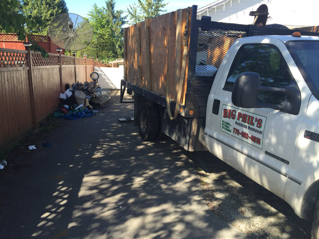 Professional junk removal in coquitlam